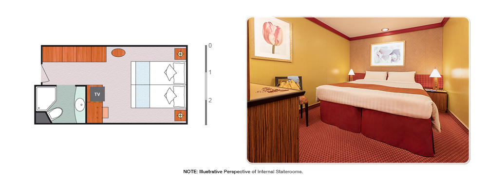 INTERNAL CABIN/STATEROOM